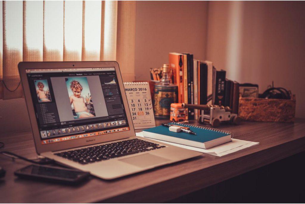 fotografia e video para promover a sua marca